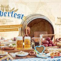 Authentic Octoberfest Experience at Okada Manila