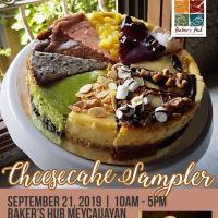 Cheesecake Sampler with Robert de Armas