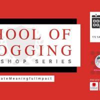 School of Vlogging Workshop Series