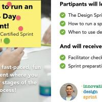 Learning Design Sprints from an AJ&Smart CERTIFIED Sprint Facilitator
