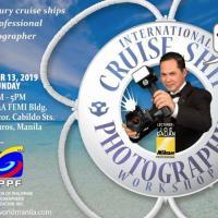 Cruise Ship Photography Workshop