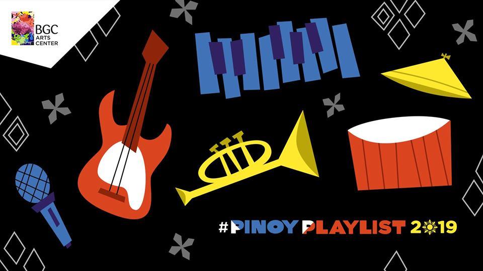 Pinoy Playlist Music Festival 2019
