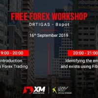 XM ORTIGAS FOREX WORKSHOP 2019 - EDUCATION MATTERS