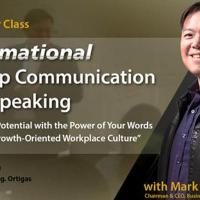 TRANSFORMATIONAL LEADERSHIP COMMUNICATION AND PUBLIC SPEAKING