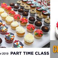 Cupcakes - 2 days Part Time Class