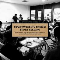 Storywriting Basics: Storytelling