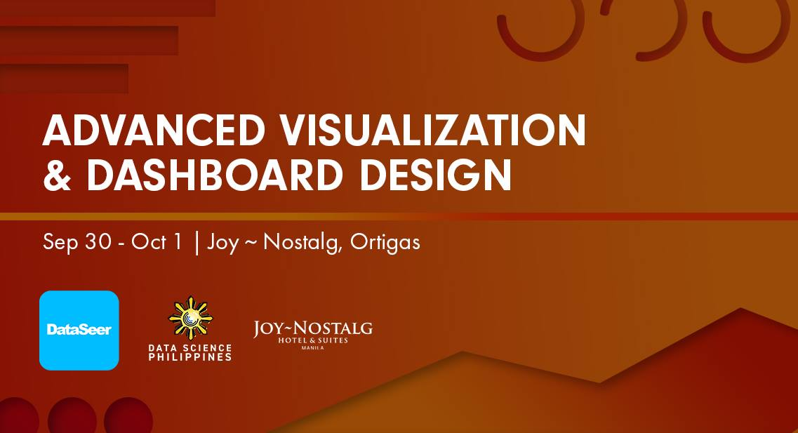Advanced Visualization and Dashboard Design - What's Happening