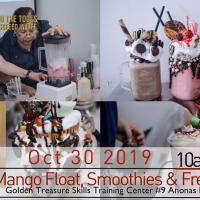 Mango Float, Smoothies & Freak Shakes seminar set