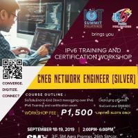 IPv6 CNE6 Silver Network Engineer Workshop