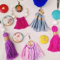 Tassel Jewelry Making Workshop