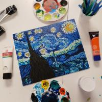 "Paint the Painting: Vincent Van Gogh's ""Starry Night"" Workshop"