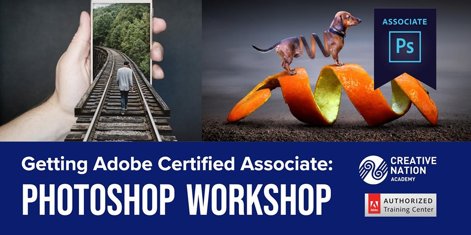 Getting Adobe Certified Associate for Photoshop Training