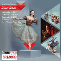 SNOW WHITE Ballet Manila