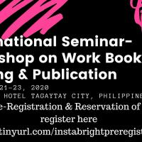 International Seminar-Workshop in Workbook Writing & Publishing