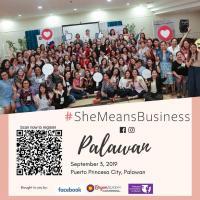 SheMeansBusiness Workshop
