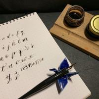 Left-handed Calligraphy Workshop
