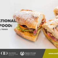 International Streetfood: Healthy and Casual Trends