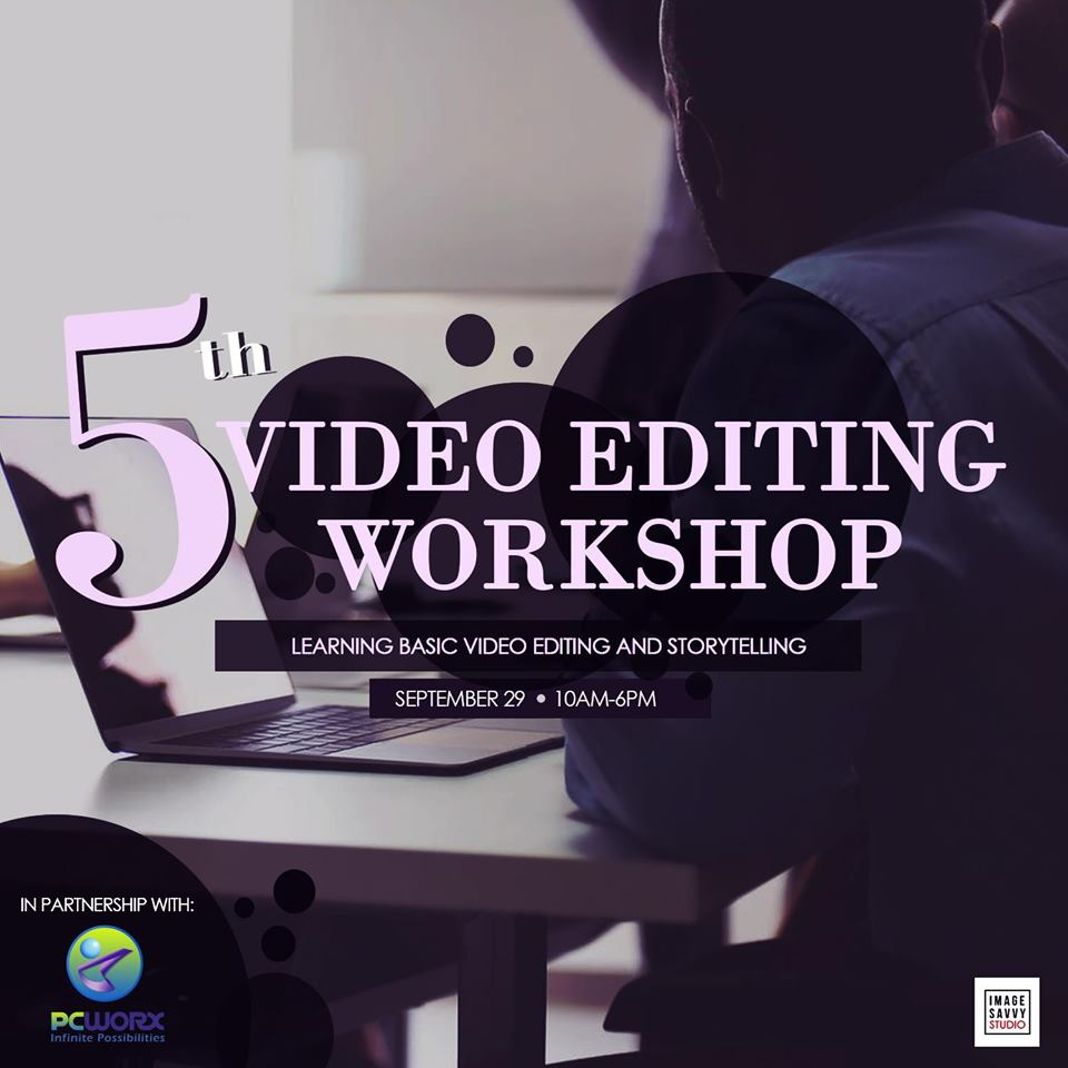 5th Video Editing Workshop