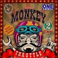 Monkey Throttle Vol.2