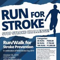 Run for Stroke (Run/Walk for Stroke Prevention)