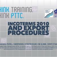 Incoterms 2010 & Export Procedures