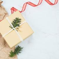 Edible Christmas Giveaway with Packaging Workshop