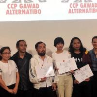 University of Makati Won Five Awards at the 31st Gawad CCP Para sa Alternatibong Pelikula at Video