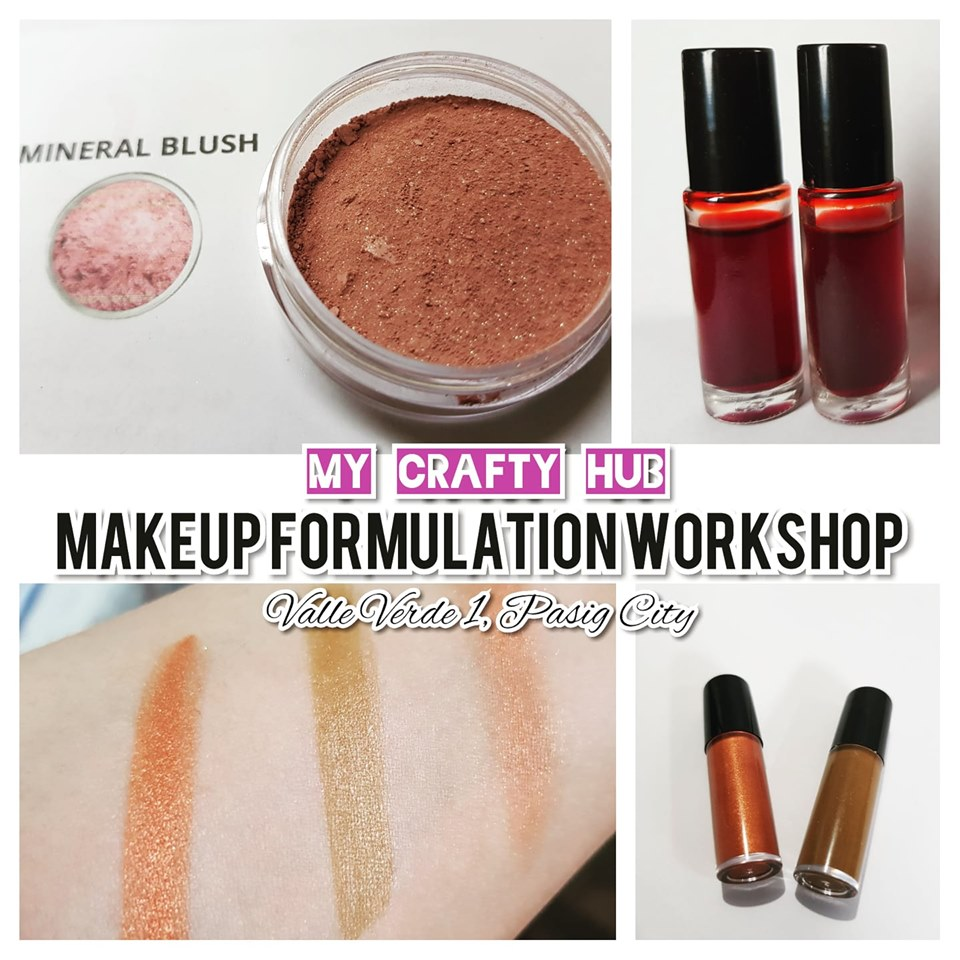 Makeup Formulation 101