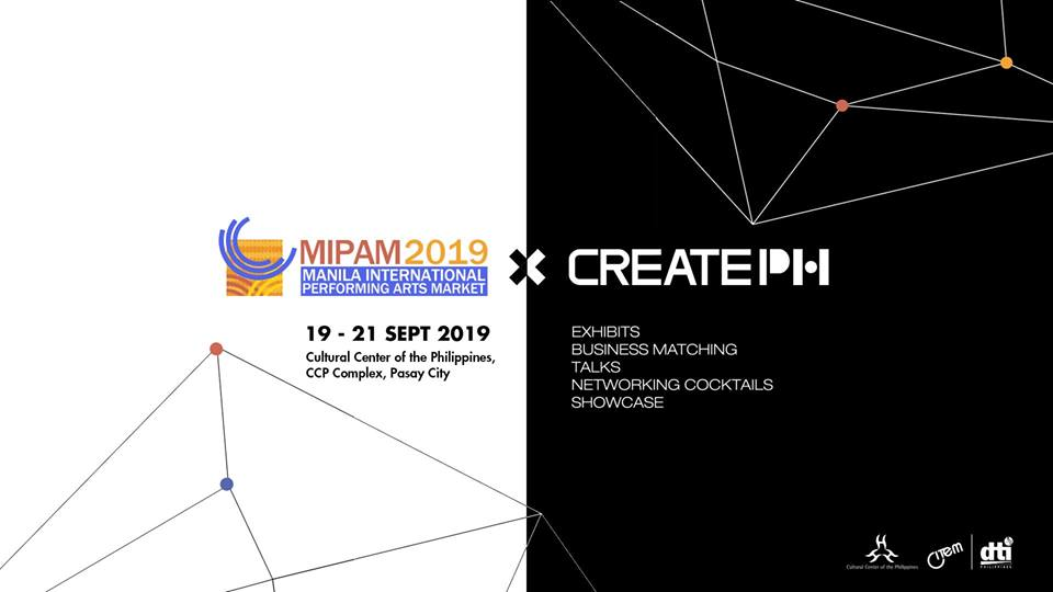 MIPAM x Create PH 2019