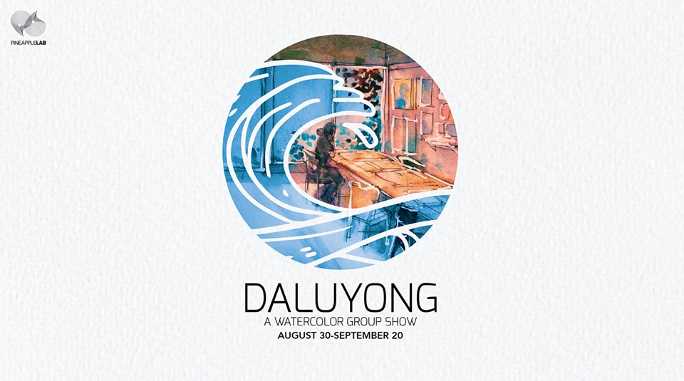 Daluyong: A Watercolor Group Show