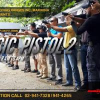 Basic Pistol Module II