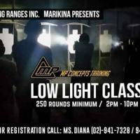 Low-Light Pistol Class