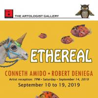 ETHERAL - Two Man Show