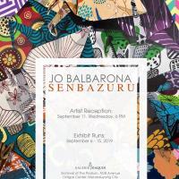 Senbazuru | A Solo Exhibition by Jo Balbarona