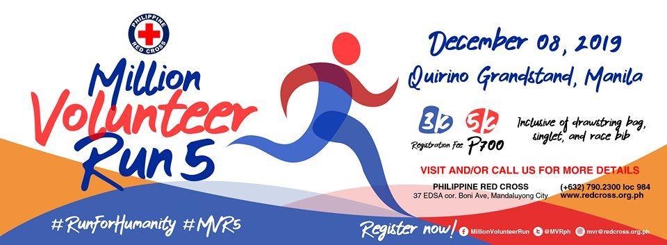 Million Volunteer Run