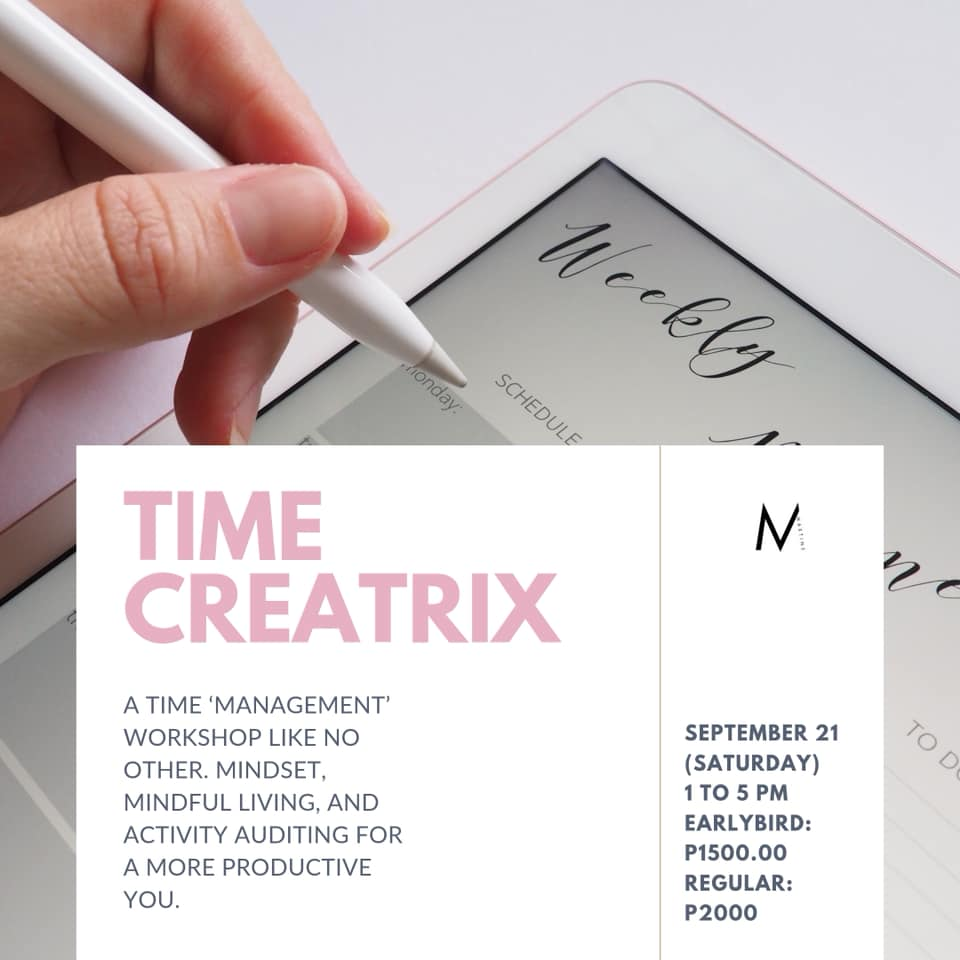 Time Creatrix : Stop Being Busy and Create The Time You Want