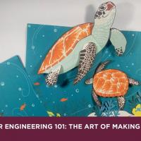 The Art of Making Paper Move