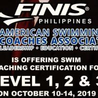 ASCA Finis Swim Coaching Certification