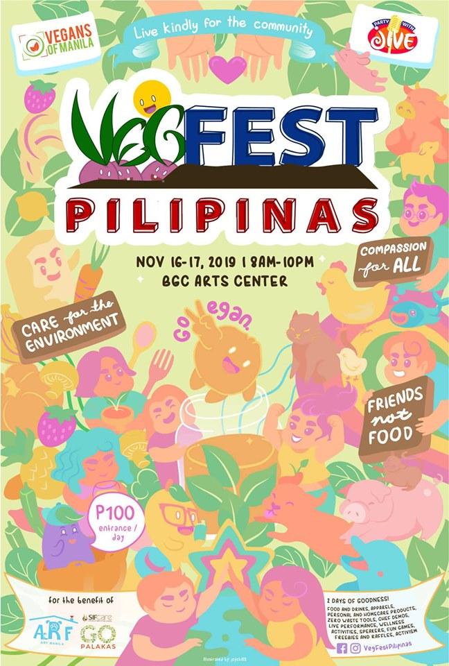 VegFest Pilipinas 2019