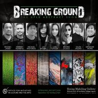 Breaking Ground: The UPLB Abstract Show