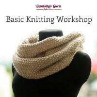 2-Day Basic Knitting Workshop at Gantsilyo Guru Yarn Studio