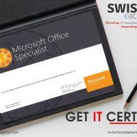Microsoft Office Specialist Training
