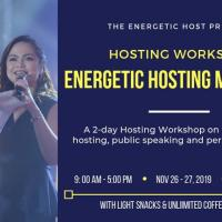 Hosting Workshop: Energetic Hosting Made Easy