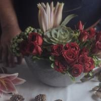 New Class! Four Seasons of Floral Fantasies