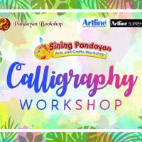 Sining Pandayan Calligraphy Workshop