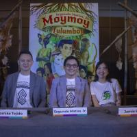 Moymoy Lulumboy 6 and other Fantasy Titles Lead Lampara Publishing's New Releases