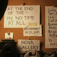 At The End Of The— In No Time At All