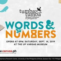 TUMBA-TUMBA: Words and Numbers