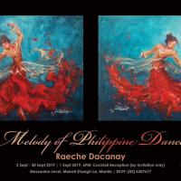 RAECHE DACANAY DANCES UP A STORM By Cid Reyes