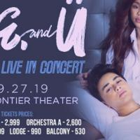 M.E. AND U MAYWARD LIVE IN CONCERT